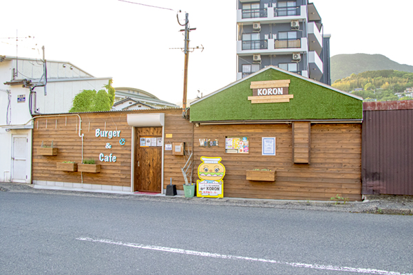 KORON SaseboBurger & Cafe | 佐世保 ならでわ!com(佐世保市で毎月発行のフリーペーパー)
